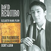 2008 Naumburg Cello Award Winner