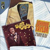 Johnnie Taylor: Taylored in Silk/Super Taylor
