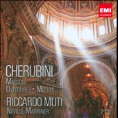 Cherubini: Masses; Overtures; Motets