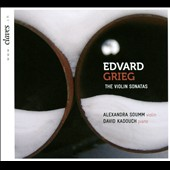 Edvard Grieg: The Sonatas for Violin & Piano