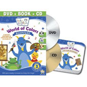 Baby Einstein Music Box Orchestra: Baby Einstein: World of Colors