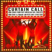 Aj Tabaldo/Stevie Scott/Jon Peter Lewis/Ryan Starr: Curtain Call, Vol. 1: New Songs From Past American Idol Finalists