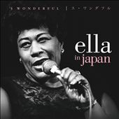Ella Fitzgerald: Ella in Japan: 'S Wonderful