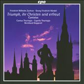 Zachow, Handel: Easter Cantatas