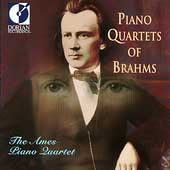 Brahms: Piano Quartets / Ames Piano Quartet