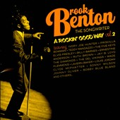Brook Benton: The Songwriter: A Rockin' Good Way, Vol. 2