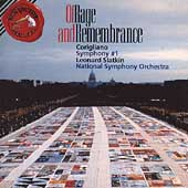 Corigliano: Of Rage and Remembrance, Symphony no 1 / Slatkin