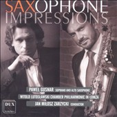 Saxophone Impressions
