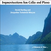 David Darling: Improvisations for Cello & Piano