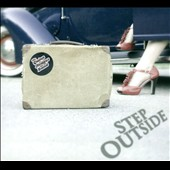 Quinn Hedges: Step Outside [Digipak]