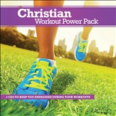 Various Artists: Christian Workout Power Pack: 3 CDS To Keep You Energized During Your Workouts [Box]