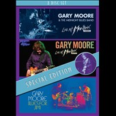 Gary Moore: Live at Montreux 1990/Live at Montreux 2010/Blues for Jimi