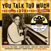 Various Artists: You Talk Too Much: The Ric & Ron Story, Vol. 1