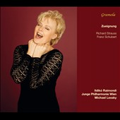 Zueignung: Songs of Richard Strauss & Franz Schubert / Ildiko Raimondi, soprano