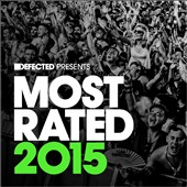 Various Artists: Most Rated 2015 [Digipak]