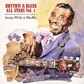 Various Artists: Jump with a Shuffle: Rhythm & Blues All Stars, Vol. 1