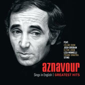 Charles Aznavour: Sings in English Official Greatest