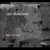 Liszt Inspections - Piano music inspired by Franz Liszt by John Adams, Luciano Berio, Friedrich Cerha, Morton Feldman, Wolfgang Rihm, Karlheinz Stockhauser et al. / Marino Formenti, piano