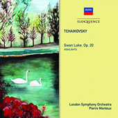 Tchaikovsky: Swan Lake, Op. 20 (Highlights)