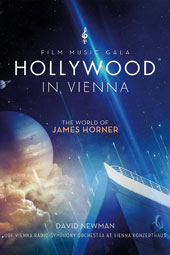 David Newman (Film Composer): Hollywood in Vienna: The World of James Horner [Video] [6/24]