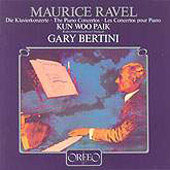 Ravel: The Piano Concertos / Paik, Bertini, Stuttgart RSO