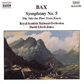Bax: Symphony no 5, etc / David Lloyd-Jones, et al