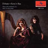 Debussy, Ravel, Bax / Megan Meisenbach, Mary Golden