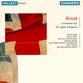 Elgar: Coronation Ode, Spirit of England / Gibson, Sccotish