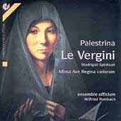Palestrina: Le Vergini / Rombach, Ensemble Officium