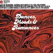 Dances, Moods and Romances / Rimon, Amos, Israel PO