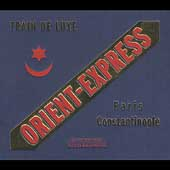 Various Artists: Orient-Express
