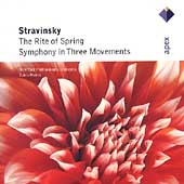 Stravinsky: Rite of Spring, etc / Mehta, New York PO