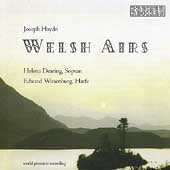 Haydn: Welsh Airs / Helena Dearing, Edward Witsenburg