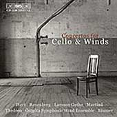 Cello & Winds - Gothe, Martinu, Ibert, Rosenberg / Baumer