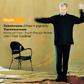 Haydn: Nelsonmesse, Theresienmesse, etc / Gardiner, et al