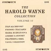 The Harold Wayne Collection Vol 10