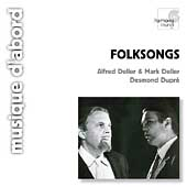 Folksongs / Alfred Deller, Mark Deller, Desmond Dupr&eacute;