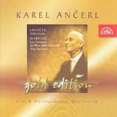 Ancerl Gold Edition 24 - Jan&#225;cek: Sinfonietta;  Martinu