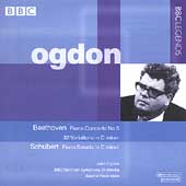 Ogdon - Beethoven: Piano Concerto no 5, etc; Schubert