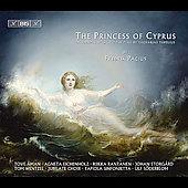 Pacius: The Princess of Cyprus / Söderblom, Storgård, et al