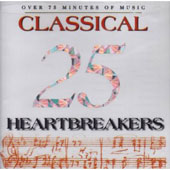 25 Classical Heartbreakers