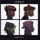 Gorillaz: Demon Days [CD & DVD] [PA] [Limited]