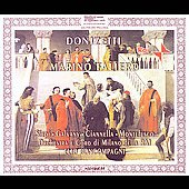 Donizetti: Marino Faliero / Boncompagni, Siepi, Galvany