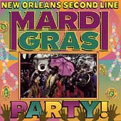 Olympia Brass Band: Mardi Gras Party