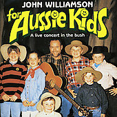 John Williamson: JW for Aussie Kids