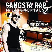 Various Artists: Gangsta Rap Instrumentals Vol. 2