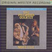 Phil Woods Quartet: More Live