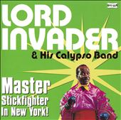 Lord Invader: The Master Stick Fighter of New York *