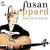 Bach: Cello Suites / Susan Sheppard