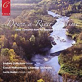 Down a River of Time - Oboe Concertos / Gullickson, Matos
